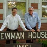 Fr. Bill Lyons & Fr. Bill Kempf